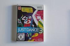 Nintendo Wii Wii U Spiel Just Dance 3