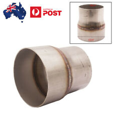 "3"" To 4"" Weldable Turbo/Exhaust Stainless Steel Reducer Adapter Pipe (AU Stock)"