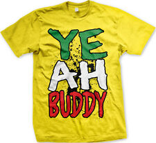 Yeah Buddy Spray Paint Yes Shore Vinny Brah Jersey Bro Hell Oh Yup Men's T-Shirt