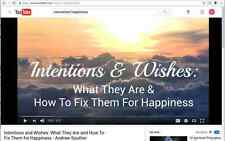 HAPPINESS Solved! - Free video - watch now on Youtube!