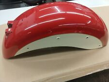 Indian Scout factory rear fender.2001