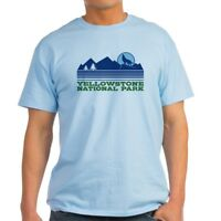 CafePress Yellowstone National Park Light T Shirt Light T-Shirt (572336422)