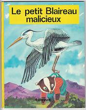 Le petit blaireau malicieux 1974