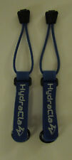 HydraClaw Water Bottle Straps (Blue)  Don't lose your nutrition!