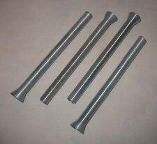 """Lot (4) Plumbers Tube Bending Springs For 5/8"""" OD Soft Copper / Aluminum Tubing"""