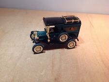 MLB 125th ANNIVERSARY DIE CAST 1913 FORD MODEL T VAN - ERTL #B530