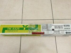 Genuine Kyocera TK-8325 Yellow Toner