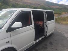 Vw t5.1 transporter camper van hire Leeds