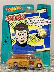 2013 Hot Wheels Real Riders - Star Trek: '38 Dodge Airflow (Dr. McCoy)