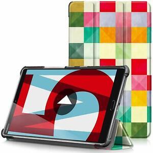 Flip Premium Slim light Shell Protective Case Cover for Huawei MediaPad M5 8 8.4