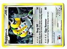 PROMO POKEMON DP xx N° DP40 REGIGIGAS HOLO (Very Hard to find)