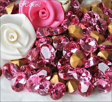 Any Purpose Pink 10 - 10.9 mm Size Jewellery Beads