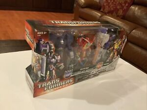 Transformers Universe Challenge at Cybertron Galvatron Rodimus Cyclonus