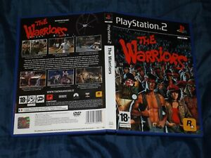 """"""" THE WARRIORS """" PS2"""
