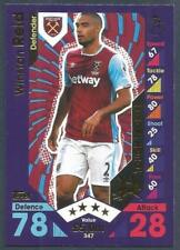 TOPPS MATCH ATTAX 2016-17- #347-WEST HAM UNITED-WINSTON REID-TOUGH TACKLER