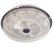Broan Element Surface Heater Ceiling Mount Bathroom Bath 1250W Built-in Fan