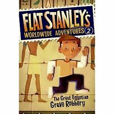 B002AYV6OS The Great Egyptian Grave Robbery (Flat Stanleys Worldwide Adventures