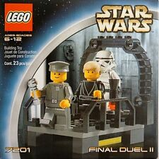 Star Wars Episode LEGO Final Duel StormTrooper Luke Skywalker Imperial officer