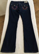 """True Religion """"Becky"""" Boot/Flare Women's Jeans Size 29"""