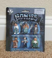 HOMIES - Collectible Mini Figures Series 1 Logotel - 2000 Gonzales Graphics NIB