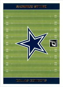 2019 Donruss Team Pride Vertical #6 Dallas Cowboys - NM-MT
