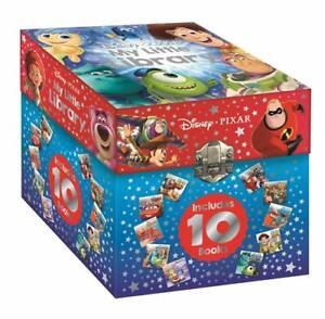 Disney Pixar 10 Book Set: My Little Library (Storytime Library Disney)