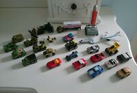 Micro Machines military/NASA/planes Collection Bundle Joblot of Cars vehicles.