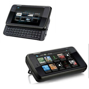 Original Nokia N900 Cellphone Unlocked 3G GSM GPS WIFI 5.0MP 32GB MP4 Bluetooth