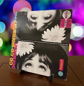 CE CE PENISTON FINALLY VINYL LP ALBUM LIMITED EDITION A&M RECORDS 397 182-1 1992