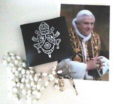 ROSARIO di PAPA POPE  BENEDETTO XVI rožni Papež Rosary's of the Pope BENEDETTO