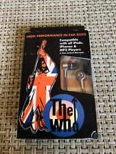 NEW THE WHO In-Ear Buds Section 8 Headphones iPods iPhones MP3 ~ROGER PETE~