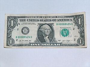 2013 US Bill Grenville, NM New Mexico Zip Postal Code 000 88424 Fancy Serial