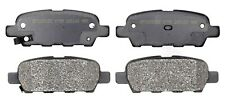 Brand NEW Rear Disc Brake Pad Set ACDelco 17D905M