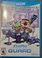 Star Fox Guard (Wii U, 2016) Pre-owned
