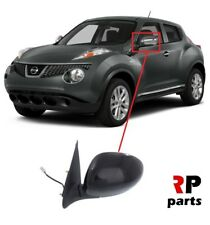 FOR NISSAN JUKE 2010 - 2014 NEW WING MIRROR ELECTRIC 3 PIN PRIMED LEFT N/S