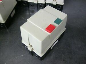 Magnetic Motor Starter for 5 hp, 1Ph or 10 hp 3ph 230v Table Saw, Shaper, Planer