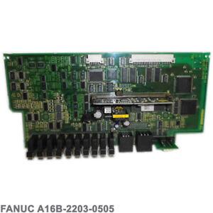 FANUC PCB A16B-2203-0505