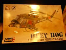Revell  Huey Hog Attack Helicopter 1:48 Scale- Marines