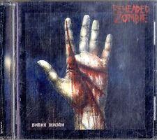 BEHEADED ZOMBIE Life Line CD Condizioni Eccellenti