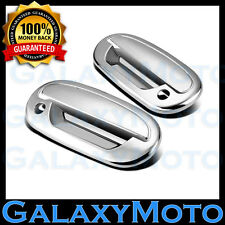 97-03 Ford F150+04 Heritage Chrome 2 Door+NO Keypad+w/ PSG Keyhole Handle Cover