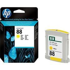 GENUINE HP HEWLETT PACKARD INK CARTRIDGE HP 88 YELLOW C9388AE