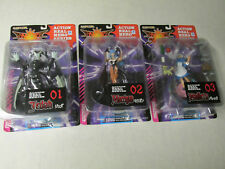 Capcom Vampire Savior Lot of 3 Variants Jedah Morrigan Bulleta First Series MIP