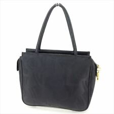 a2d96e90055b Salvatore Ferragamo Tote bag Ganchini Black Woman Authentic Used T8942