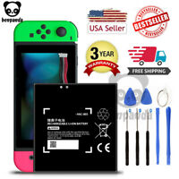 Rechargeable Battery for Nintendo Switch Console Replacement 4310mAh For HAC-003