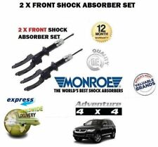 FOR VW TOUAREG 2002-2010 2X FRONT MONROE LEFT + RIGHT SHOCK SHOCKER ABSORBER SET