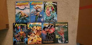 Aquaman By Peter David, Rich Vietch John Arcudi