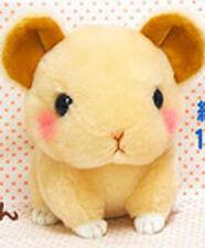 Cute Baby Animals 3'' Tan Mouse Amuse Plush Key Chain NEW