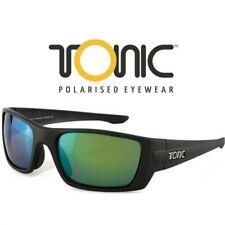 **NEW** TONIC YOURANIUM Green Mirror Glass Lens Polarised Sunglasses - Japan