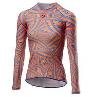 Castelli Cycling Women Prosecco R W LS Base Layer Multicolor Small S