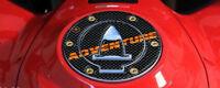 ADESIVO GEL 3D TAPPO SERBATOIO compatibile per MOTO KTM 1050-1190-1290 ADVENTURE